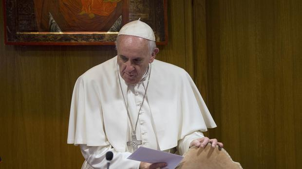 Pope Francis expressed 'deep sadness' over the Carrickmines fire tragedy