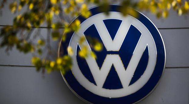 Volkswagen saw its market share in Europe drop fractionally in September (AP)