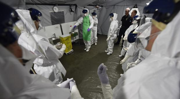 Ebola has killed more than 11,000 people in West Africa