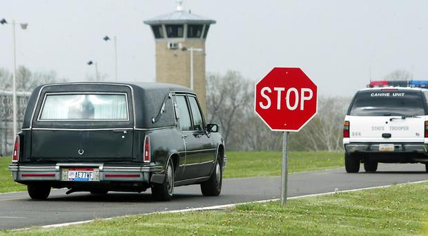 Officials in Ohio have announced a two-year delay in capital punishment (AP)