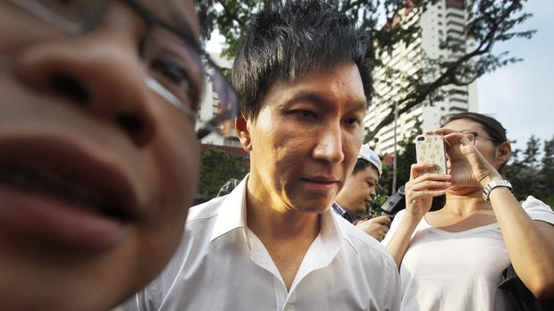 City Harvest Church founder Kong Hee has been convicted (AP)