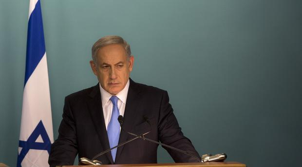 Benjamin Netanyahu has come in for heavy criticism over his comments. (AP)