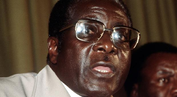 Robert Mugabe has won the Confucius Peace Prize