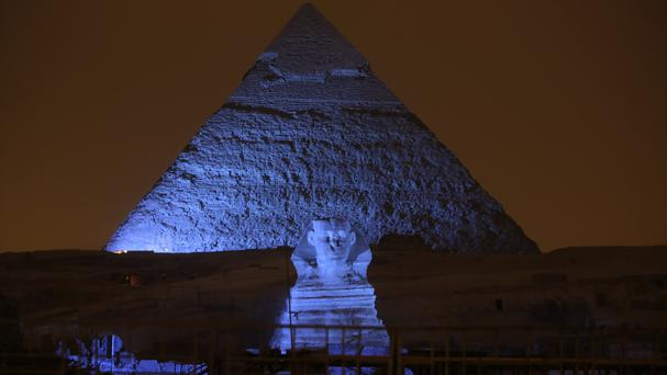 Giza's pyramids are to be further investigated by scientists