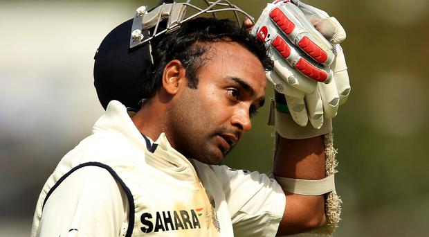 Amit Mishra has been charged with causing grievous injuries to a woman