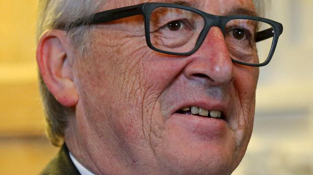 European Commission president Jean-Claude Juncker said EU countries are