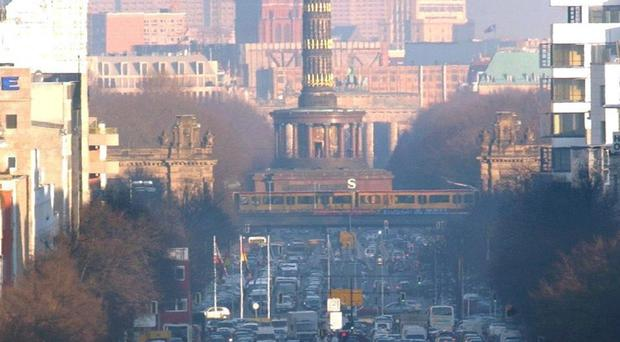 The 32-year-old German man was arrested on Thursday over the death in Berlin
