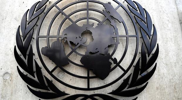 The UN contractors were detained by rebels on Monday October 26