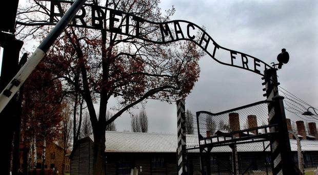 The 93-year-old accused says he was a assigned to a part of Auschwitz not involved in the mass murders