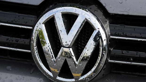 Volkswagen's ordinary shares fell 3.37% in midday trading in Europe to 108.90 euro per share