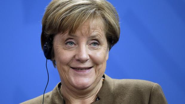 Angela Merkel has underlined the need for
