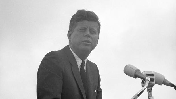 President John F Kennedy was assassinated in Dallas