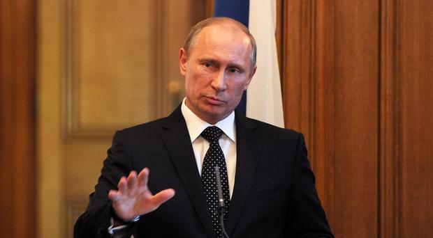 Vladimir Putin has cancelled a meeting with Russian sports leaders