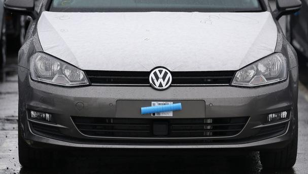 Volkswagen is facing fines, expensive recalls and lost sales over the emissions scandal