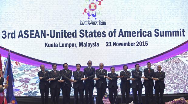 South-east Asia leaders have created a regional economic community (AP)