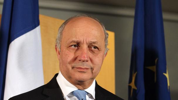 French foreign minister Laurent Fabius declared that destroying the Islamic State headquarters is the main objective of the international military campaign