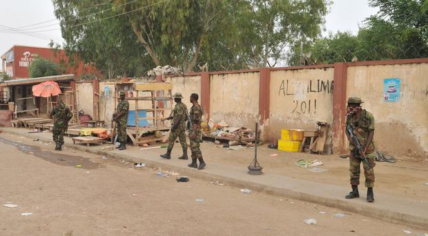 Boko Haram's six-year uprising has killed some 20,000 people in the region (AP)