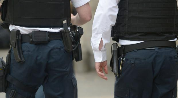 The suspects were detained in simultaneous police operations in Greece, Austria, Sweden and Britain