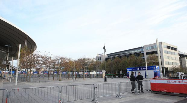 Bilal Hadfi, one of the suicide bombers, died at the Stade de France on November 13