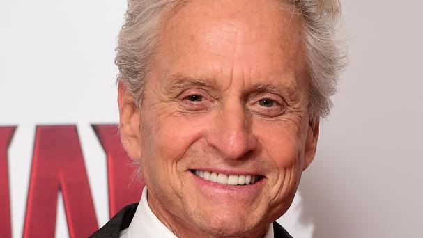Michael Douglas says surviving his cancer scare has given him new vitality