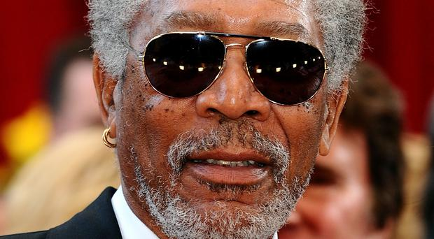 Morgan Freeman's plane had to make a forced landing in Mississippi