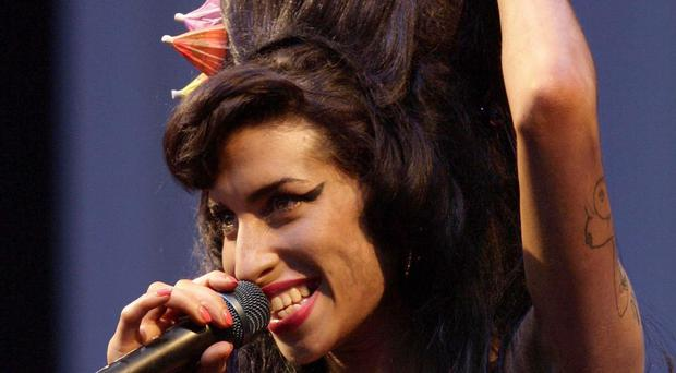 LA critics gave Amy, the film about the life of Amy Winehouse, pictured, the best documentary award
