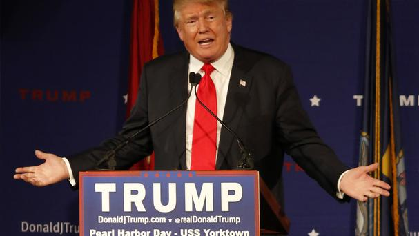 Donald Trump's campaign has been marked by inflammatory comments
