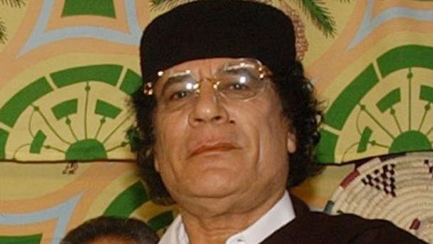 Lebanon blamed the cleric's disappearance on Muammar Gaddafi