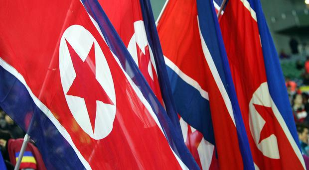 The second day of talks are being held at the North Korean border town of Kaesong