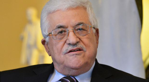 Israeli leaders have accused Mahmoud Abbas and other Palestinian leaders of inciting the violence