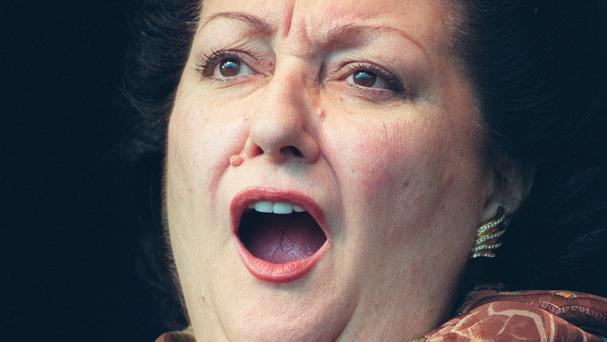 Montserrat Caballe has been found guilty of tax fraud