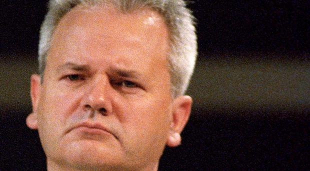 The pair are former allies of the late Serbian president Slobodan Milosevic