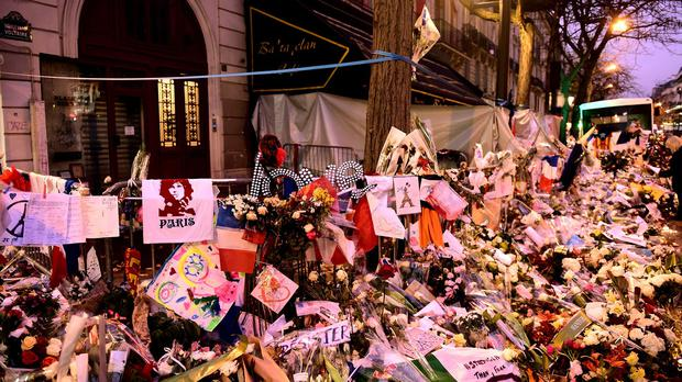 The men may be linked to the Paris attacks, which killed 130 people