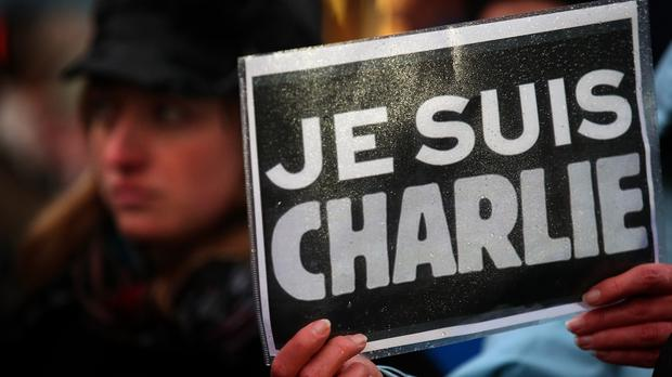 Charlie Hebdo was attacked by Islamic extremists in January
