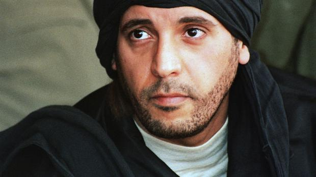 Hannibal Gaddafi, son of Libyan leader Muammar Gaddafi, was kidnapped last week by Lebanese Shiite militants (AP)