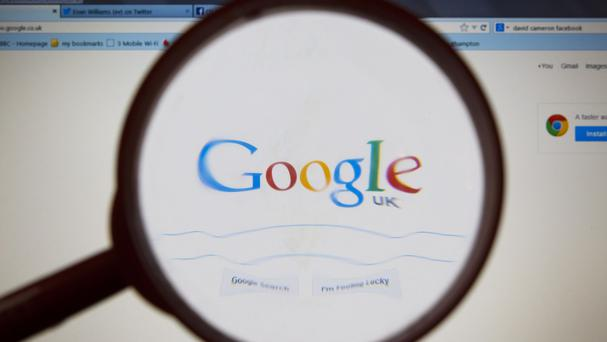 Lawyers have complained that a Google search called up cached material referring to the man as a police agent