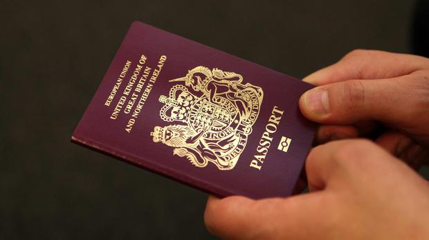 Passports from Britain, France, Germany and Ireland were seized at Ataturk Airport