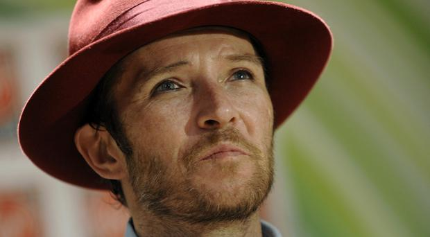 Scott Weiland's three-decade career included solo albums and a spot in the supergroup Velvet Revolver (AP)