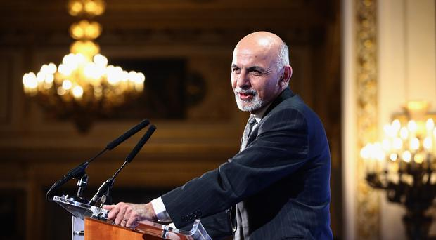 Afghan president Ashraf Ghani had been warned that Helmand was in danger of falling into Taliban hands