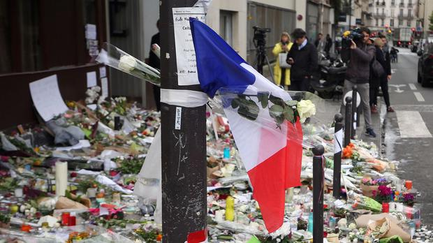 The raids in Brussels were linked to the Islamic State attacks on Paris last month