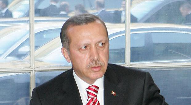 Recep Tayyip Erdogan's office says he talked a man down who was considering jumping off a bridge