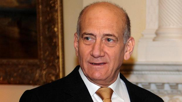 Ehud Olmert will become the first Israeli leader to serve behind bars