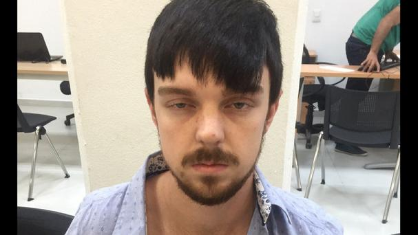 Ethan Couch in custody in Mexico (Jalisco state prosecutor's office/AP)