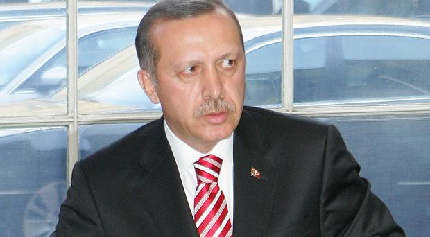 Mr Erdogan has been pushing for changes to Turkey's constitution