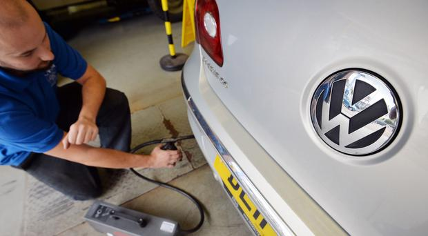 Volkswagen first admitted in September that cheating software was included in its diesel cars sold since the 2009 model year