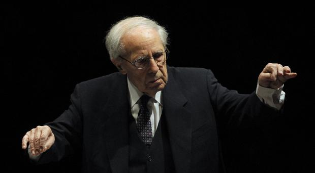 French conductor and composer Pierre Boulez has died, Paris Philharmonic announced (AP)