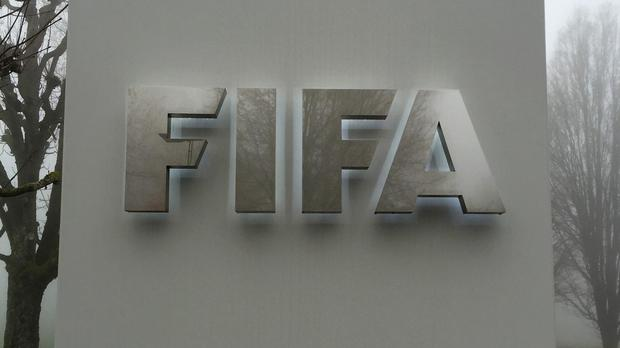 The Fifa ethics committee suspended Alfredo Hawit for 90 days after his arrest