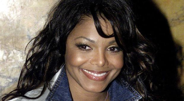 American singer Janet Jackson has denied rumours that she has throat cancer