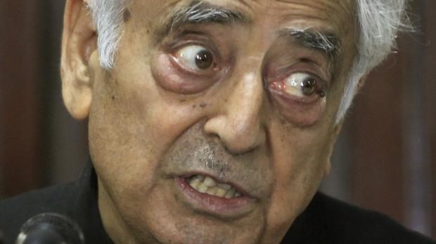 Mufti Mohammed Sayeed died at the age of 79 at a hospital in New Delhi (AP)