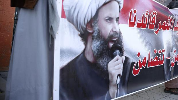 Shiite cleric Nimr al-Nimr was executed in Saudi Arabia (AP)